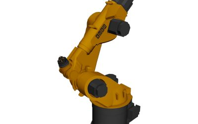 Intégration d'une tâche vision/robot dans le cadre d'une tâche d'inspection industrielle| STAGE