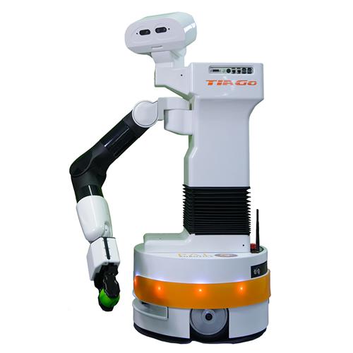 Contrôleur corps complet pour le robot TIAGO: intégration dans la build farm de ROS | STAGE