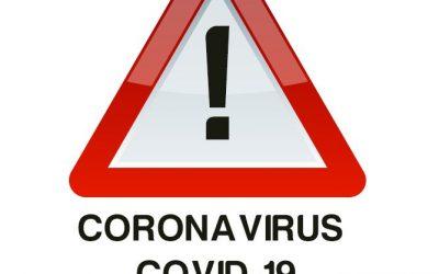 Covid-19 – Arrêt des activités pédagogiques de S-MART AIP-PRIMECA
