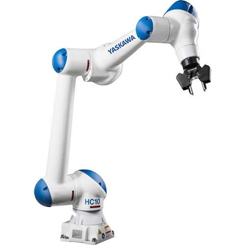 Développement sous ROS d'une tâche de contrôle avec un robot YASKAWA pour l'intégration dans une cellule robotisé multi-constructeur|STAGE